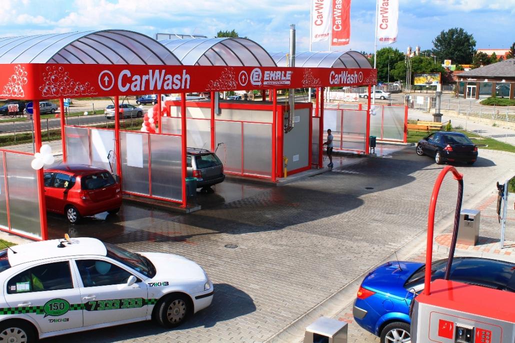 Spălătoria auto self service MaxiWaxi, cu cea mai modernă tehnologie EHRLE